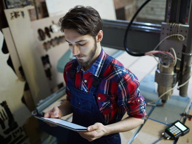 Software industria manifatturiera erp