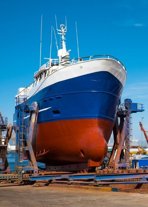 gestionale cantiere navale
